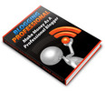 Thumbnail Blogging Professional With Plr