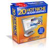 20 Niche Header Graphics PLR