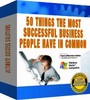 Thumbnail 50 Things the Most Successful People Have in Common (PLR)