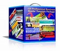 Thumbnail 125 Pro Header Graphics PLR