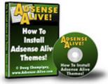 Thumbnail Adsense Alive - Wordpress Theme Package PLR