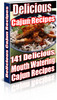 Cajun Recipes PLR