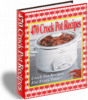 Thumbnail Crock Pot Recipes (PLR)