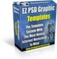 Thumbnail EZ PSD Graphics Templates PLR