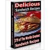 Thumbnail Delicious Sandwich Recipes (PLR)