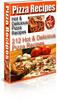 Thumbnail Pizza Recipes (PLR)