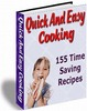Thumbnail Quick and Easy Cooking plr