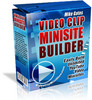 Thumbnail Video Clip Minisite Builder (PLR)