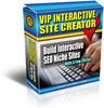 VIP Interactive Site Creator (PLR)