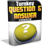 Thumbnail Turnkey Question and Answer Website (PHP)