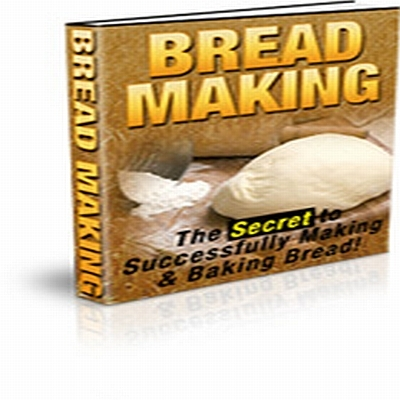 Product picture Bread Making With Plr