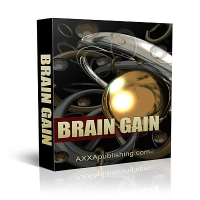 Product picture Brain Gain With Plr
