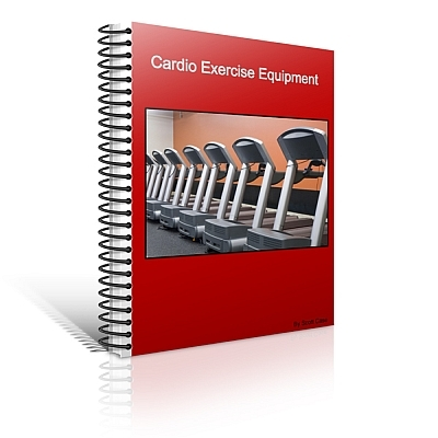 Product picture Cardio Exercise Equipment With Plr