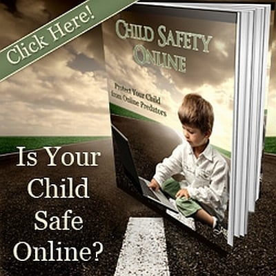 Product picture Child Safety Online With Plr