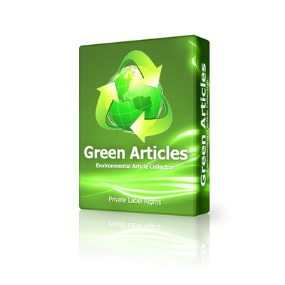 Product picture 20 Recycling Articles - Jun 2010 PLR