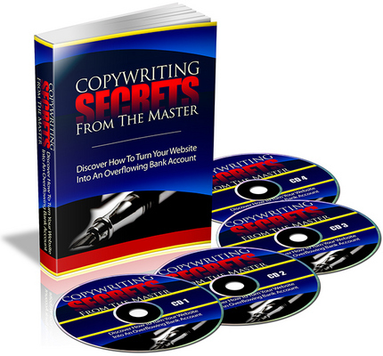 Product picture Copywriting Secrets From The Master With Mrr