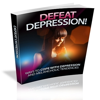 Product picture Defeat Depression With Plr