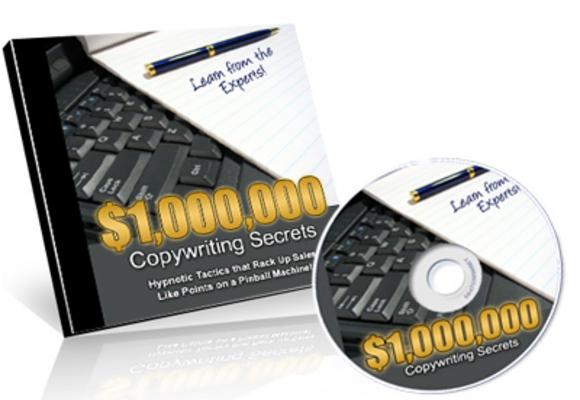 Product picture $1,000,000 Copywriting Secrets (PLR)