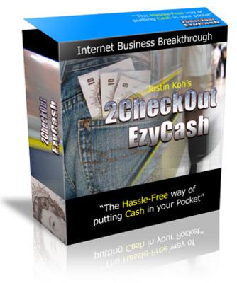 Product picture 2 Checkout EzyCash PLR
