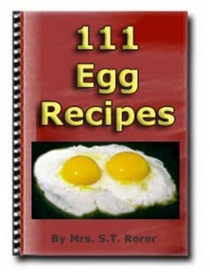 Product picture 111 Egg Recipes (PLR)