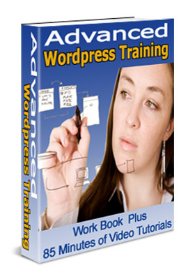 Product picture Advanced WordPress Training Videos (PLR)