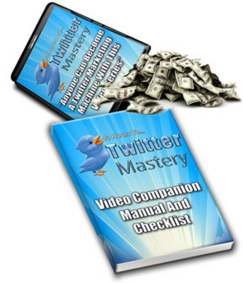 Product picture 40 Hours to Twitter Mastery - Video Training Course PLR