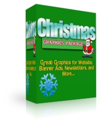 Product picture Christmas Graphics Package - 1500+