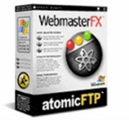 Product picture AtomicFTP (PLR)