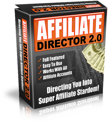 Product picture Affiliate Director 2.0 (PHP)