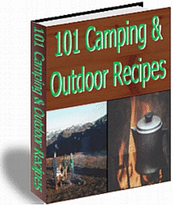 Product picture Camping and Outdoor Recipes PLR