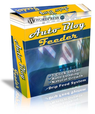Product picture Auto Blog Feeder (PHP)