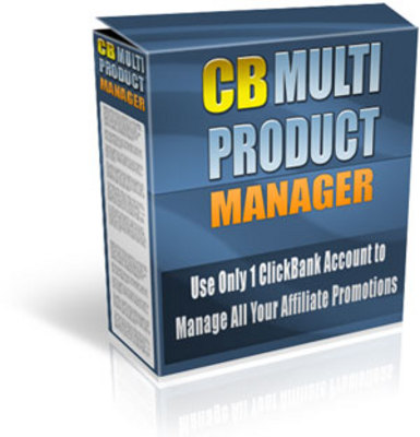Product picture CB Multi-Product Manager (PHP)