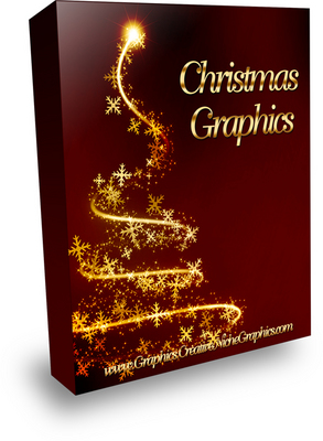Product picture Christmas Graphics Ministe Pack plr