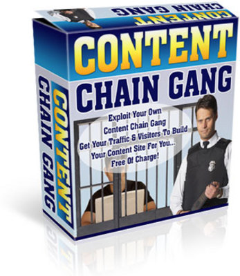 Product picture Content Chain Gang (PHP)