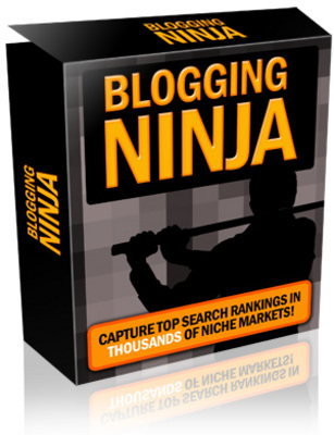 Product picture Blogging Ninja (PHP)