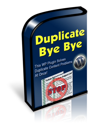 Product picture Duplicate Bye Bye (PHP)