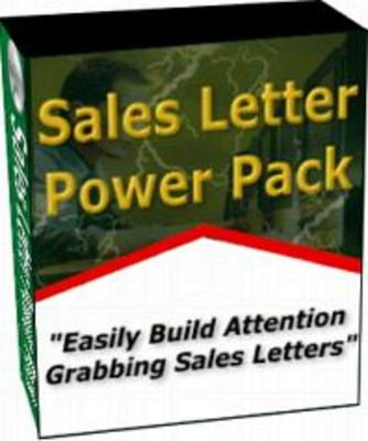 Product picture eBook Sales Letter Graphics PLR