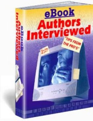Product picture Ebook Authors Interviewed  PLR