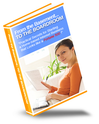 Product picture From the Basement to Boardroom (PLR)