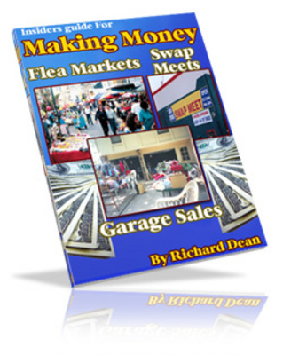 Product picture Garage Sales & Swap Meets plr
