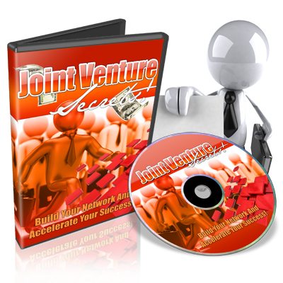 Product picture Joint Venture Secrets - Video Series