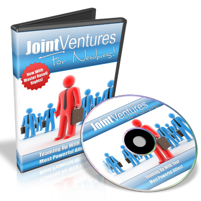 Product picture Joint Ventures for Newbies - Video Series