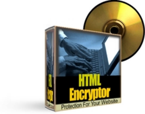 Product picture HTML Encryptor plr