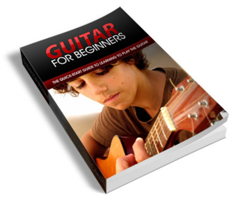 Product picture Guitar for Beginners - Viral eBook plr