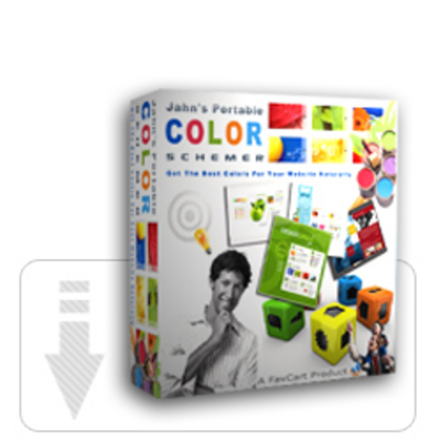 Product picture Handy Color Schemer (PLR)