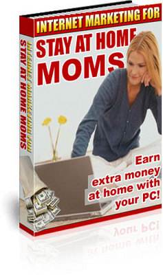 Product picture Internet Marketing for Stay at Home Moms (PLR)