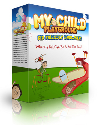 Product picture My Child Playground - Safe Internet Browser
