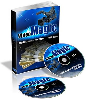Product picture Video Magic - Audio Interview (PLR)