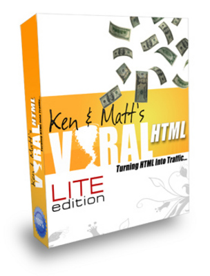 Product picture Viral HTML Pro (PLR)