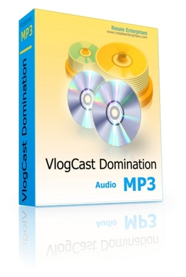 Product picture VlogCast Domination - Audio Series
